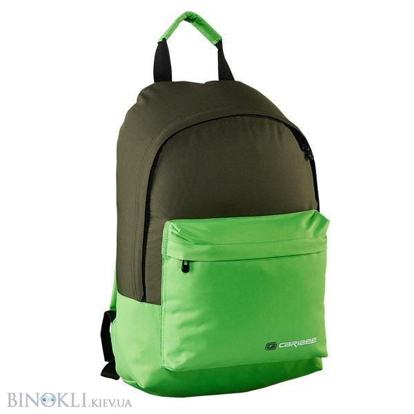 Рюкзак Caribee Campus 22 Classic Green/Dufflebag
